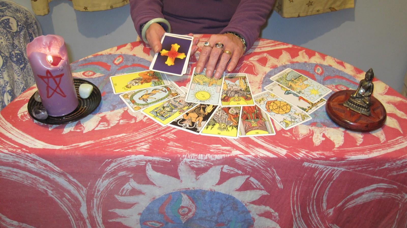 rituales y el tarot gratis